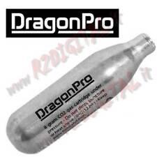 BOMBOLETTA DRAGRONPRO 5 PEZZI CO2 8Gr GAS per PISTOLA FUCILE SOFTAIR AIRGUN