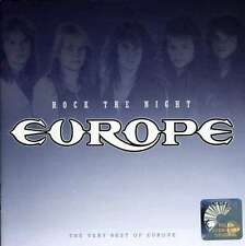 Rock The Night - The Very Best Of Europe [2 CD] EPIC