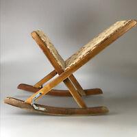 50er 60er Jahre Hocker Fußhocker Mid Century Nierentisch Ära Design 50s 60s