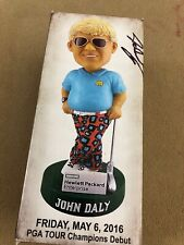 John Daly Bobblehead 2016 PGA Usga Us Open Masters The Open Champion Mint