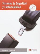 (16).SISTEMAS SEGURIDAD Y CONFORTABILIDAD (PACK). ENVÍO URGENTE (ESPAÑA)