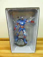 Eaglemoss Marvel Movie Collection Iron Patriot Figurine MIB 0012944