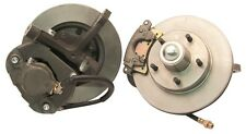 STREET ROD HOT ROD MUSTANG II IFS DISC BRAKE KIT 5 ON 4 1/2 DROP SPINDLE FORD