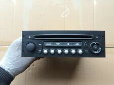 RADIO CD CITROEN DS3 98053736    98053736XT    98053736XT00