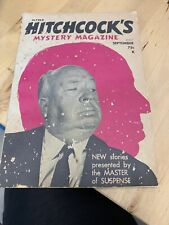 Alfred Hitchcock's Mystery Magazine  12/1975  RARE PULP ERA MYSTERY DIGEST MAG