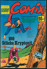 MV Comix Nr.2 vom 17.1.1970 mit Asterix, Superman, Bruno Brazil... - TOP Ehapa
