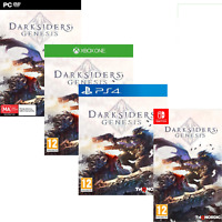 Darksiders Genesis Sony PS4 Playstation 4 XBOX One Nintendo Switch PC Game