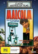 MALCOLM (1986 Colin Friels) -  DVD - UK Compatible - Sealed