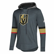 dbdb60e1d05 Vegas Golden Knights adidas Mens Blue Line Premium Hooded Sweatshirt XXL