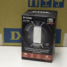 D-Link DAP-1860 AC2600 Wi-Fi Range Extender AC SmartBeam SmartConnect MU-MIMO Te