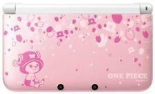 Nintendo 3DS LL XL Console One Piece Chopper Pink japan
