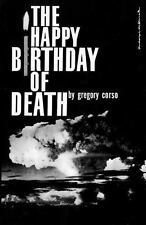 The Happy Birthday of Death by Corso, Gregory