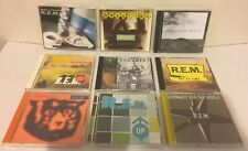 R.E.M Cd Lot Of 9- Monster, Up, Reveal, Document, Out Of Time, Bang & Blame ++