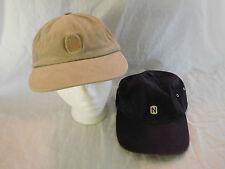 519b326cb3b Lot of 2 Vintage Nordstrom N Logo Baseball Cap Hat Strapback 90s