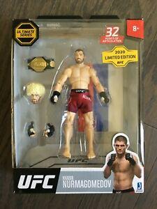 Khabib NURMAGOMEDOV UFC Action Figure 2020 Limited Edition Ultimate Series NIB