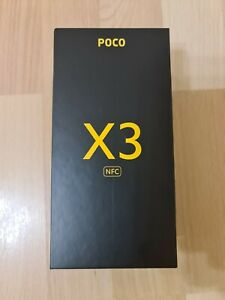 Xiaomi POCO X3 NFC - 128GB - Cobalt Blue (Unlocked) (Dual SIM)