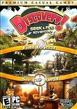 Discovery! Seek & Find Adventure Hidden Object PC Game