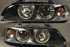 Original Hella Xenon D2S / H7 Celis Facelift Scheinwerfer Satz für BMW 5er E39
