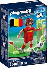 Playmobil ® 70483 Joueur Belge - Footballer- Sport - Neuf - New - nuevo