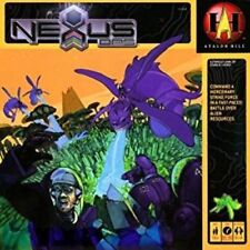 Nexus Ops Game from Avalon Hill 2005 BRAND NEW Factory Sealed KB