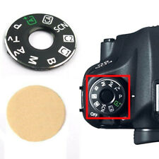 Camera Dial Mode Plate Interface Cap For Canon EOS 6D Button Repair Replacement
