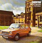 1976 Fiat 127 Special - Original Car Sales Brochure