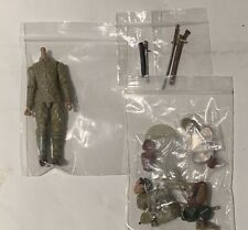 """JAPANESE ARMY NCO OFFICER Marauder Task Force Bagged 4"""" Action Figure WW II"""
