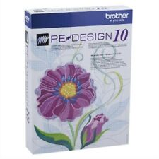 Brother PE Design 10 Embroidery Full Software 2020 + Free Gifts INSTANT DELIVERY
