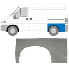 FIAT DUCATO BOXER RELAY SWB 1994-2006 REAR WHEEL ARCH REPAIR PANEL / LEFT