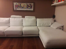 divano chateau d'ax pasha bianco chais lounge