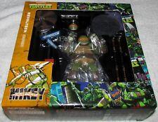 Kaiyodo Revoltech Teenage Mutant Ninja Turtles Michelangelo Action Figure NEW