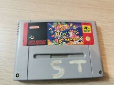 SNES Super Bomberman 3 Cartridge Only Rare