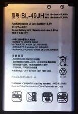Battery for LG VS425 VS425P K3 K4 K120 LS450 Optimus Zone 3 Rebel Spree BL-49JH