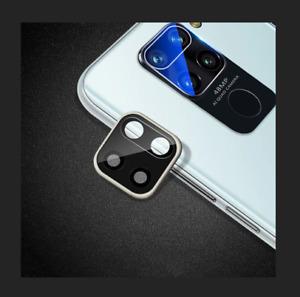 For Xiaomi Redmi 10x 5G Camera Glass Lens Cover Frame Protective Metal  BL