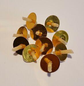 Dochte Kurzdochte 2cm länge Schwimmkerzen Öllichter Teelichter 111 Stück/Packung