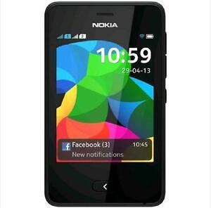 Nokia Asha 501 Unlocked Smartphone Origianl Touch Screen Dual Sim GSM 900/1800