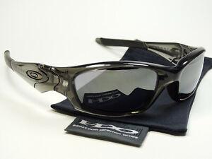 Oakley Straight Jacket 2.0 Grey Smoke Slate Sonnenbrille Racing Split Water Fast