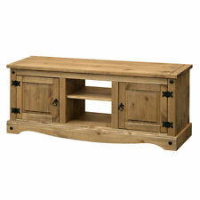 Premium Corona 2 Door Flat Screen TV Cabinet Unit - Deluxe Not Imitation