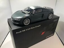 1/18 iScale 2015 Audi R8 V10 Plus Camo Green Dealer Edition 501151842 MINOR FLAW