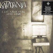 Last Fair Deal Gone Down [Digipak] [Remaster] by Katatonia (CD, May-2004,...