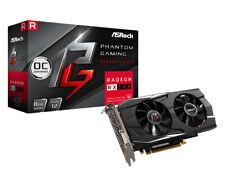 ASRock Phantom Gaming D Radeon RX 580 8G OC,8 GB GDDR5,DVI,HDMI,3xDP Grafikkarte