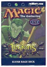 MTG LEGIONS ELVISH RAGE THEME DECK FREE SHIP