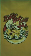 """DIDDY-WAH-DIDDY / MR NATURAL"" Affiche originale entoilée  Robert CRUMB  37x65cm"