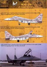 Hungarian Aero Decals 1/72 MIKOYAN MiG-29 Fighter in NATO Service