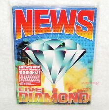 Japan News Live Diamond Concert 2009 Taiwan 3-DVD+20P