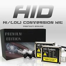 HID System KIT SLIM Xenon 9003 H4 Hi-Lo 6000k White High & Low Conversion Light