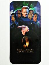 OOP 1998 STAR TREK EXPERIENCE Las Vegas Hilton Hotel Room Card Key