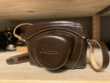 Excellent Leica M3 Case brown Leather IDYOO 14526 MINT