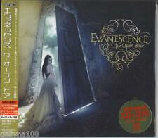 "EVANESCENCE ""THE OPEN DOOR"" +1 JAPAN LTD CD+DVD  EICP 668-9 *SEALED*"