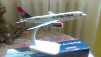 AIR SERBIA A319 Reg .No. YU-APG Scale 1:200 Limox wings